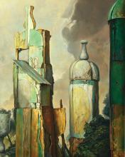 Samuel Bak b. 1933