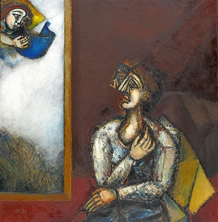 Shmuel Boneh 1930 - 1999 Revelation,