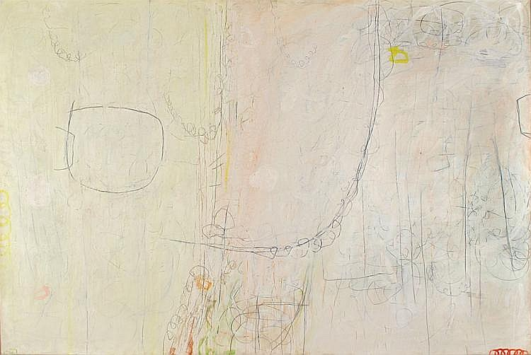 Raffi Lavie 1937 - 2007 Untitled