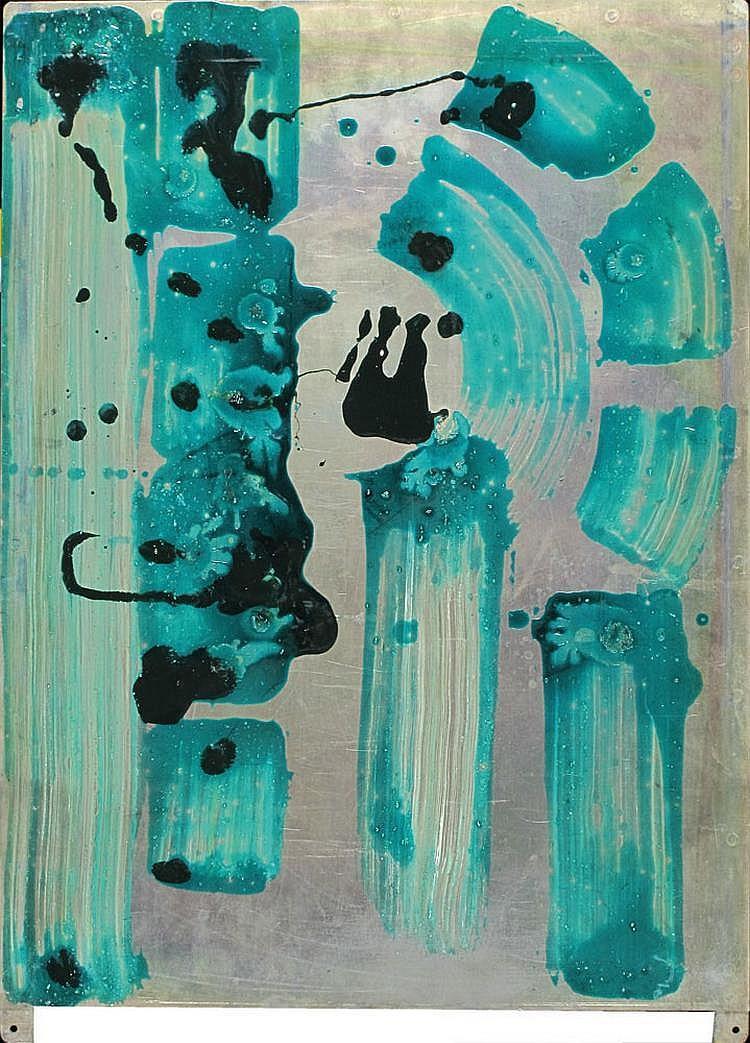 Ido Bar-El b. 1959 Untitled,