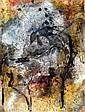 Eran Shakine b.1962 Untitled, Oil and mixed media, Eran Shakine, Click for value