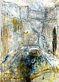 Eran Shakine b.1962 From the Pools Series Oil on, Eran Shakine, Click for value