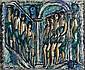 Gines Parra 1895 - 1960 Figures, Oil on Canvas, Ginés Parra, Click for value