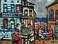 Jacob Wexler  1995 - 1912:  Women in Haifa, Jacob Wexler, Click for value