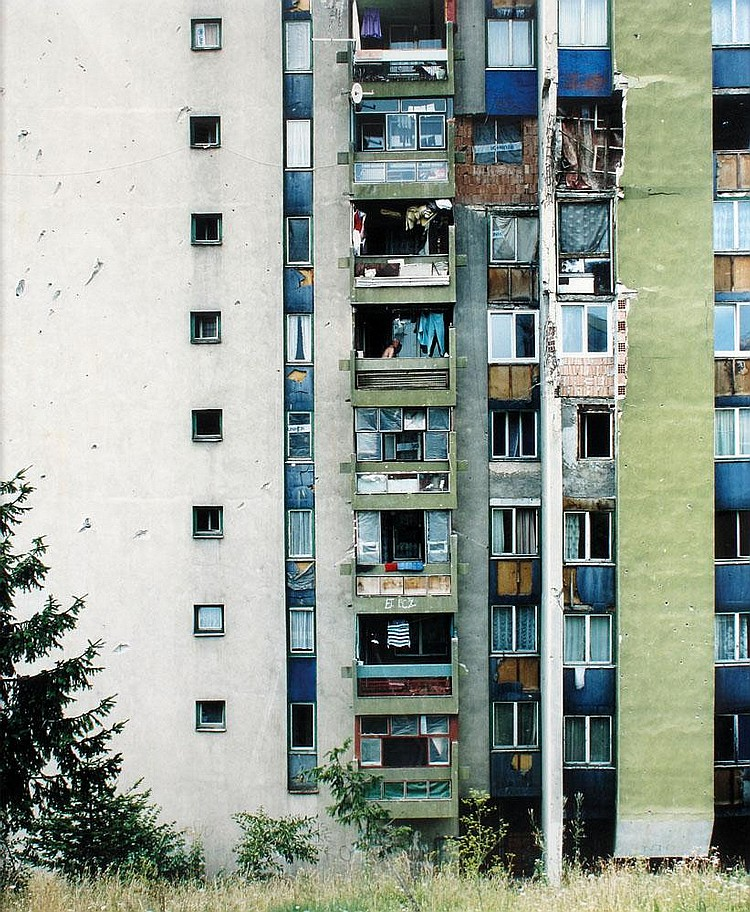 Uri Gersht b. 1967:  Sarajevo