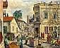 Nachum Gilboa b. 1917:  Neveh Tzedek, Nahum  Gilboa, Click for value
