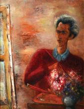 166 - Israeli and International Art: Part A