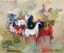 Esther Perez-Arad 1921 - 2005