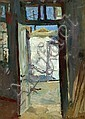 Leonid Balaklav b. 1956 View from the House, Leonid Balaklav, Click for value
