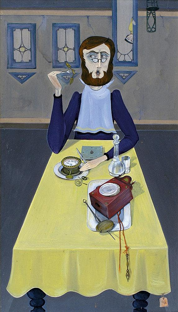 Baruch Elron 1934 - 2006  The Watchmaker