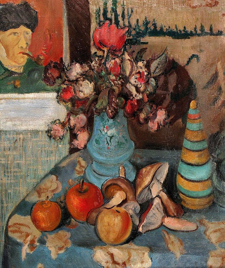 David Peretz 1906 - 1982 Still Life on the Table