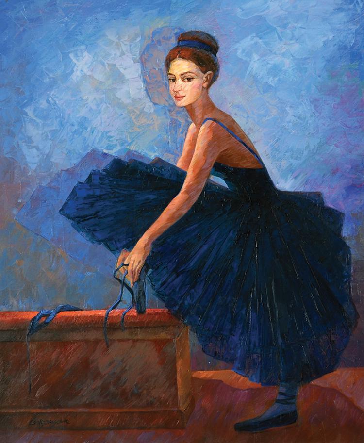 Marina Grigoryan b. 1963