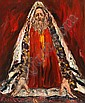 Izhak Frenkel - Frenel 1899 - 1983 Rabbi Oil on, Izhak Frenkel, Click for value