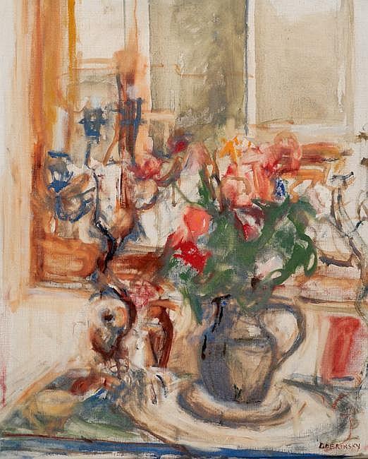 Isaac Dobrinsky 1891 - 1973