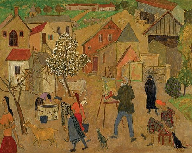 Gregoire Michonze 1902 - 1982