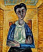 Aharon Kahana 1905 - 1967, Aharon Kahana, Click for value