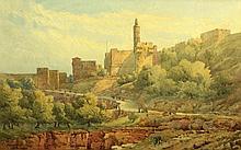 Augustus Burnett Stuart 1850 - 1898, Tower of