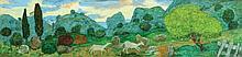 Gregoire Michonze 1902 - 1982, Animals in the
