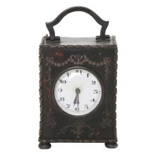 AN ENGLISH CARRIAGE CLOCK