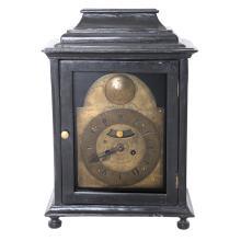 A EUROPEAN BRACKET CLOCK