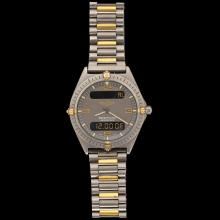 BREITLING, AEROSPACE TITANIUM WRISTWATCH