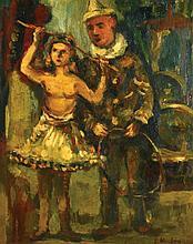 Leon Weissberg 1894 - 1943 - Jugglers