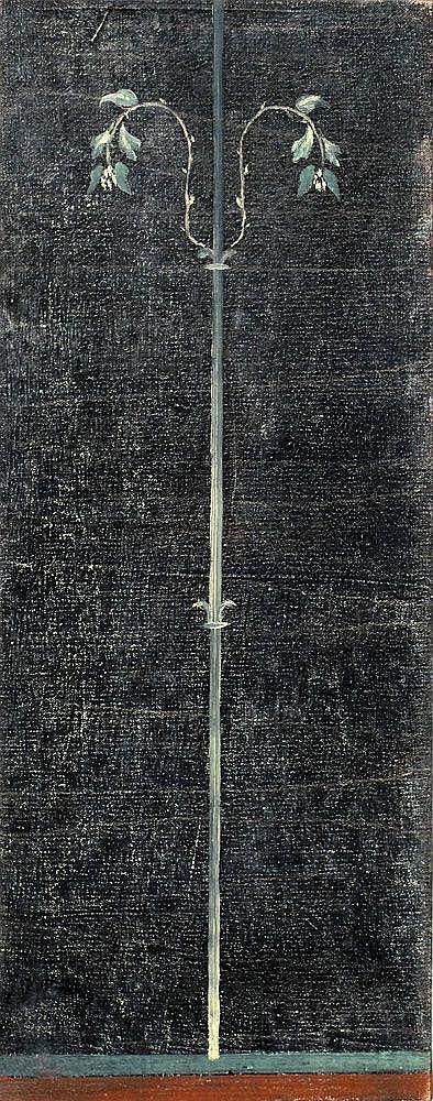 Lary Abramson, b. 1954 Giornata XVIII