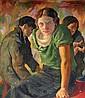 Attributed to Frantisek Kupka 1871 - 1957  Woman