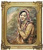 Roman Kramsztyk 1885 - 1942 Young Woman, Roman Kramsztyk, Click for value