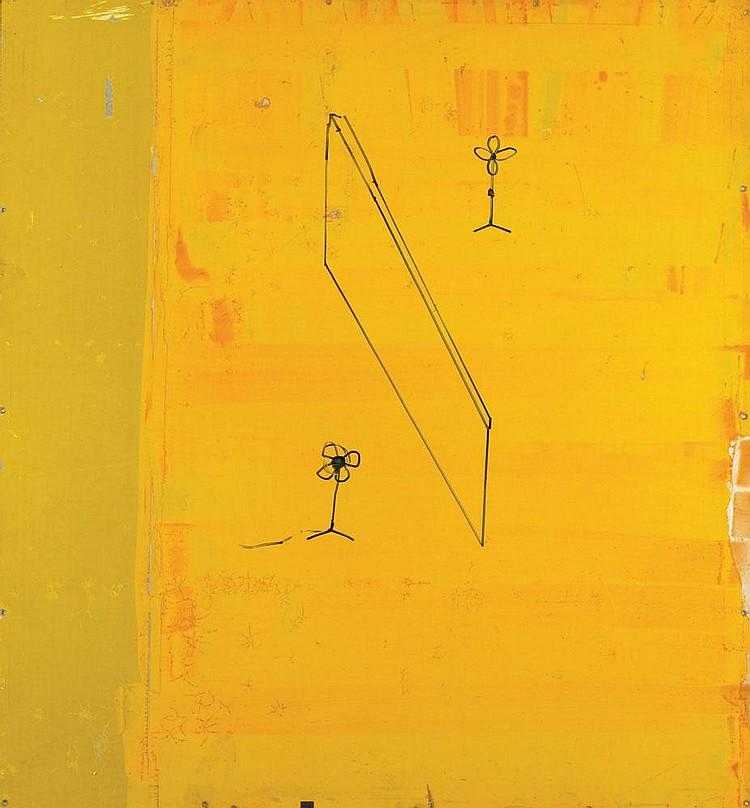 Ido Bar-El b. 1959 Untitled