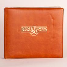 Stamp Album:50 States, USA,
