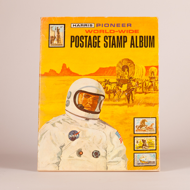 The World Wide Stamp Album