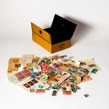 Box of the World Stamps