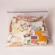 Bag of the World Stamps