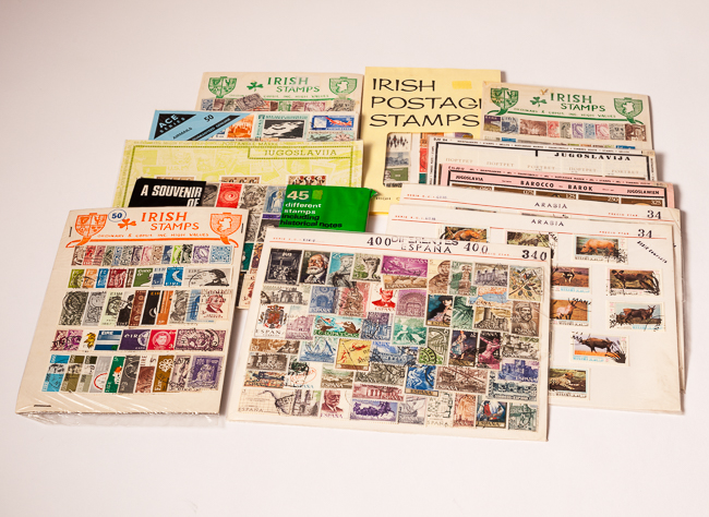The World Stamps