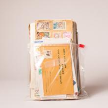 Bag of Mails & Stamps