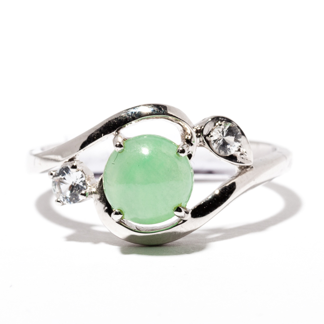 Jadite Ring