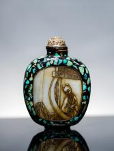 19th Century Chinese Antique Snuff Bottle