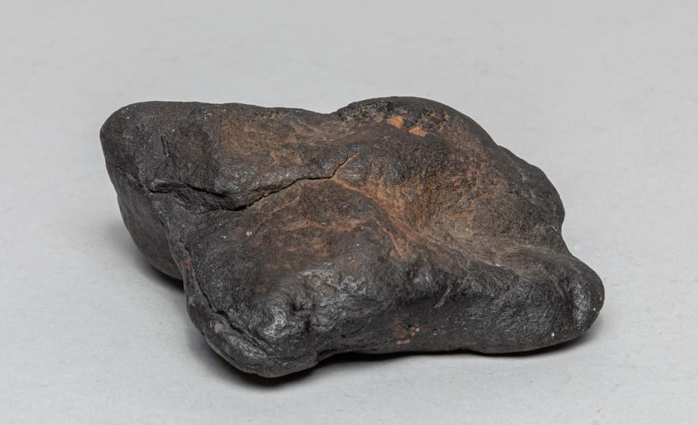 Collectible Large Meteorite Stone Sculpture