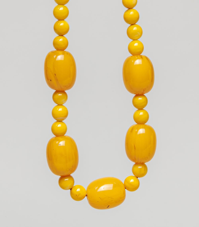 Estate Amber Like Jewelries
