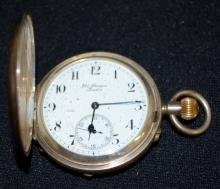 Antique J.W. Benson Sterling Silver 30 MM,