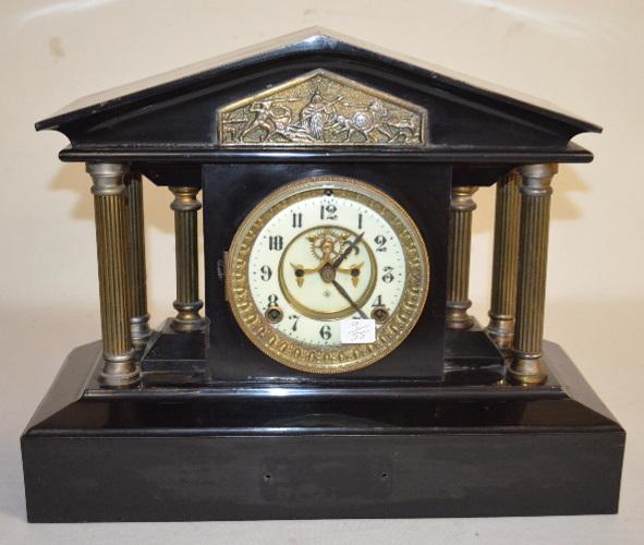Vintage ansonia mantel clocks