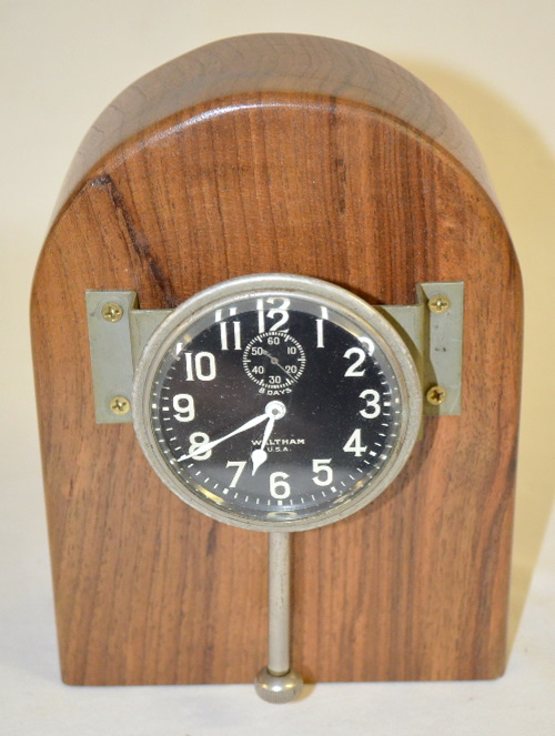 Antique Waltham 8 Day Car Clock Price Guide