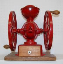 Antique Enterprise Mfg. Co. Coffee Grinder