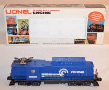 Lionel Trains Conrail Rectifier #6-8859 with Pantograph and in the Original Box. Sells as is, where is.