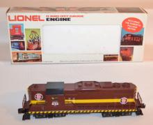 Lionel Trains Duluth Missabe GP-36 #6/8158 with the Original Box. Sells as is, where is.