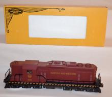 Lionel Limited Edition Series Engine: Norfolk & Western SD-24 Diesel Engine #6-3266 with the Original Box. Sells as is, where is.