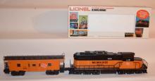Lionel 0 & 027 Gauge Train Engine