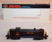 Lionel Trains Soo Lines RS-3 Diesel Engine #8804 with the Original Box. Sells as is, where is.
