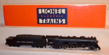 Lionel Electric Trains New York Central 4-8-2 Mohawk L-3 Class Locomotive with Coal Car. In the Original Box. Sells as is, where is.